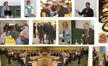 """2009: 2. ÖGSD-Tagung: """"Mehrsprachigkeit: Herausforderung für Wissenschaft und Unterricht: Forschung, Entwicklung und Praxis im Dialog"""""""