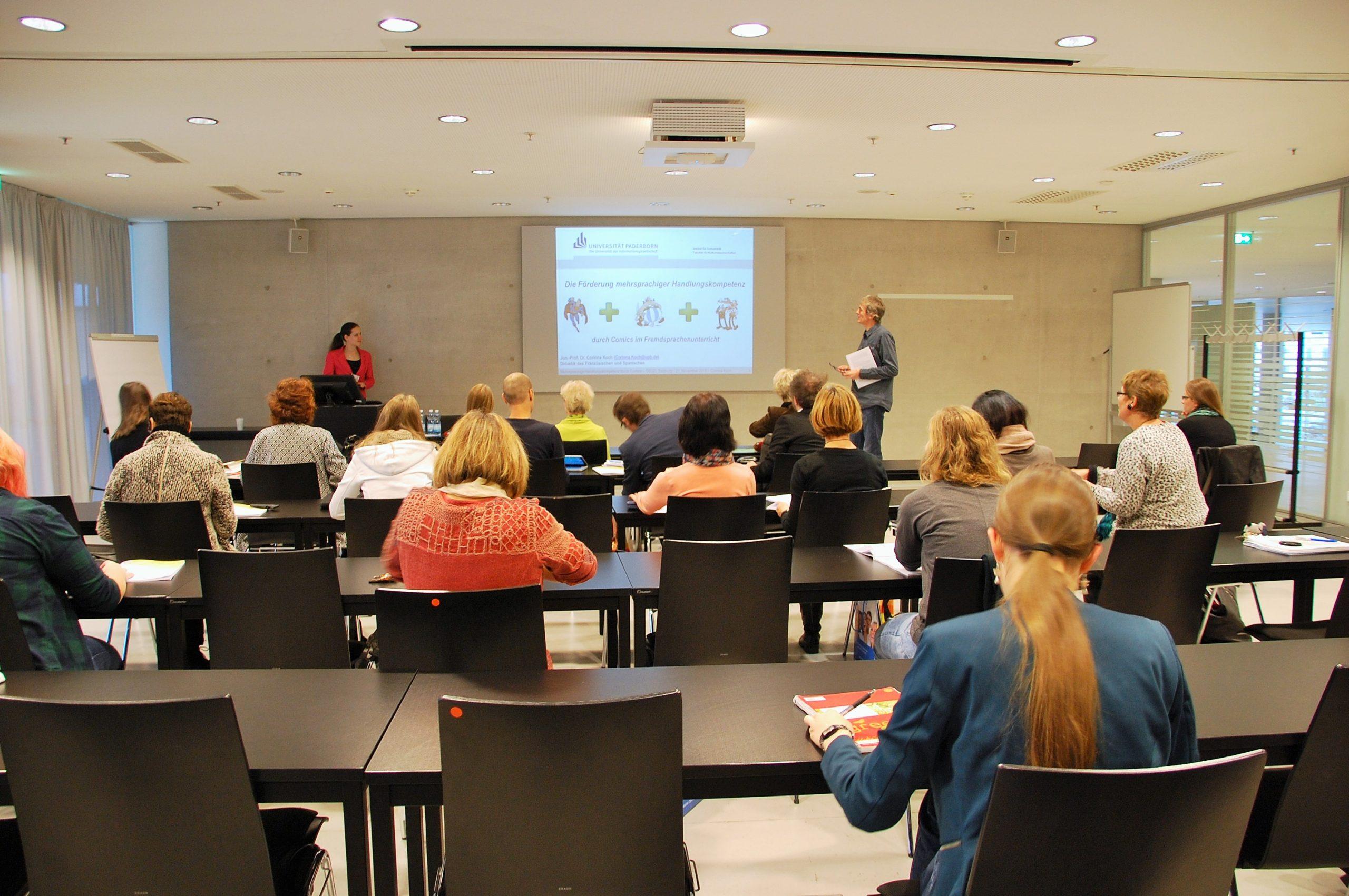 2020: 8. ÖGSD Tagung: CLIL in europäischen Klassenzimmern: Was können PraktikerInnen und ForscherInnen voneinander lernen, um das Lernen in mehrsprachigen Klassenzimmern zu verbessern?