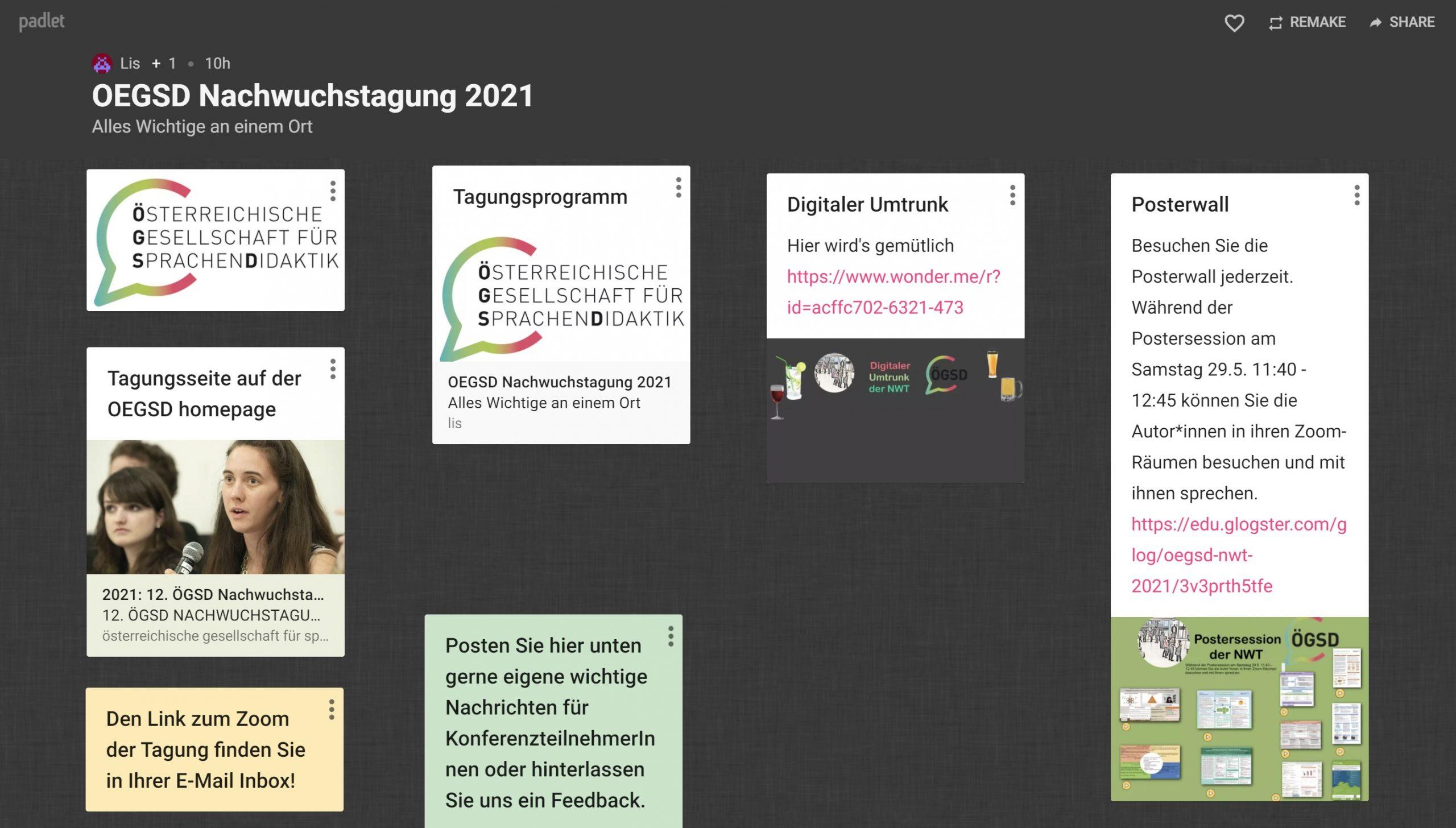 Geschützt: 2021: Nachlese zur Nachwuchstagung 2021